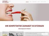 Vorschau: Zahnarztpraxis Dr. Dietrich