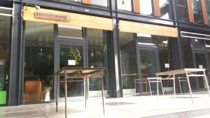 Das Kaffeesapiens in den Kölner Rheinhallen