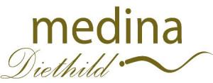 Logo Diethild Medina Yoga & Massage