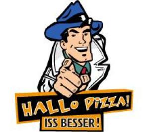 Logo Hallo Pizza