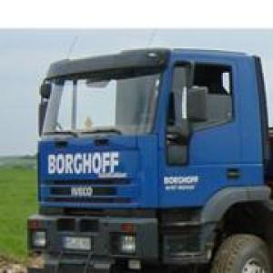 Logo Borghoff Agrarbau GmbH