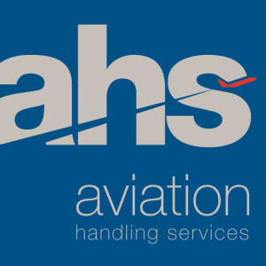 Logo AHS Düsseldorf Aviation Handling Services GmbH