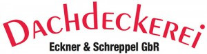 Logo von Dachdeckerei Eckner & Schreppel GbR