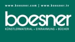Logo Boesner GmbH Künstlermaterialien