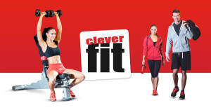 Logo clever fit GmbH