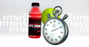 Logo Fitness World