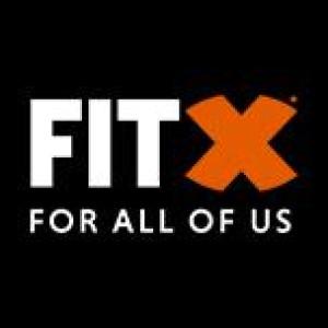 Logo FitX Fitnessstudio Hamburg-Steilshoop