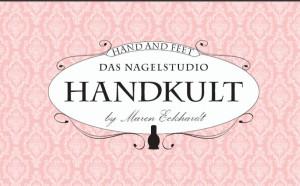 Logo Handkult - Das Nagelstudio