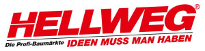Logo HELLWEG Die Profi-Baumärkte