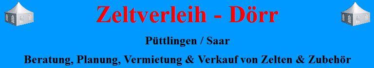 Logo von Dörr Zeltverleih