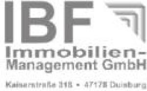 Logo IBF Immobilien Management GmbH