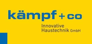 Logo Kämpf + Co. Innovative Haustechnik GmbH