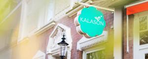 Logo KALASON Möbel und Wohnaccessoires aus Skandinavien, Schönes für Kinder, Papier & Süßes