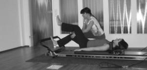 Logo K50 Personal Training und Pilates Studio