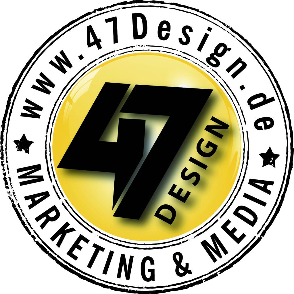 Logo von 47Design Werbeagentur