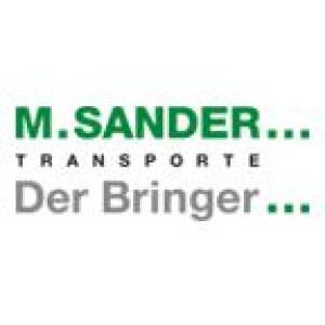 Logo Sander, M.