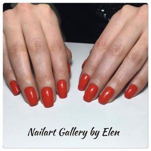Logo Nailart Gallery by Elen