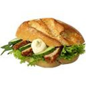 Logo Pausenbrot Das Brot mit Herz