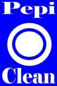 Logo Pepi Clean, Waschsalon & Cafébar