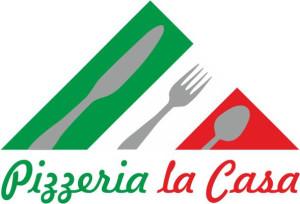Logo Pizzeria la Casa