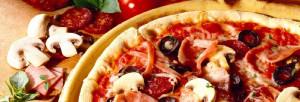 Logo Pizzeria bei Gino