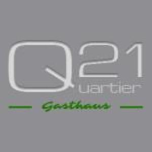 Logo Gasthaus Quartier 21