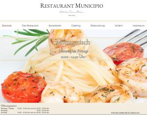 Logo Restaurant Municipio Donato Egidio Di Giorgio
