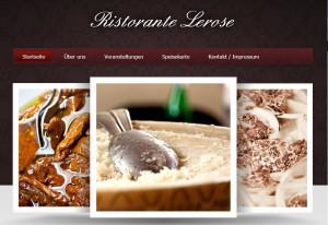 Logo Nabucco GmbH Ristorante Lerose