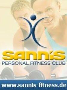 Logo Sannis - Personal Fitness Club