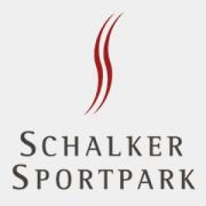 Logo INJOY im Schalker Sportpark