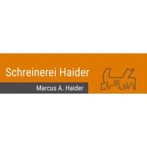 Logo Schreinerei Alwin & Marcus A. Haider GbR