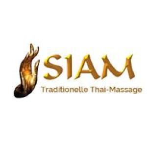 Logo SIAM - traditionelle Thai-Massage