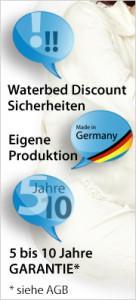 Logo Waterbed Discount Bochum