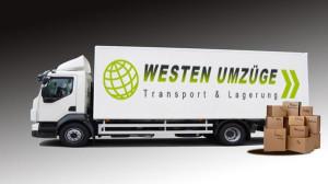 Logo Westen Umzüge & Transporte