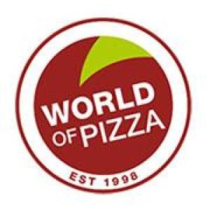 Logo World of Pizza Leipzig