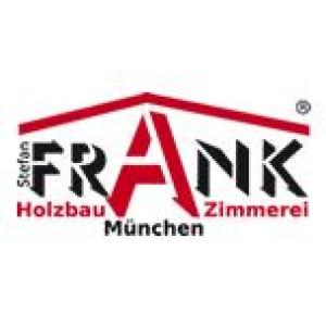 Logo Frank Zimmerei und Holzbau GmbH